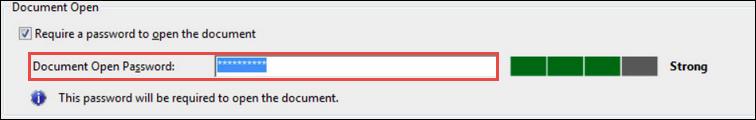 3: Encrypt Adobe PDF File in Outlook
