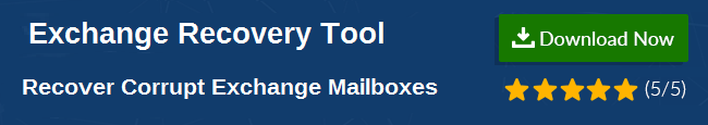 Recover Exchange 2013 Mailbox Database