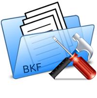 Repair Corrupt BKF File