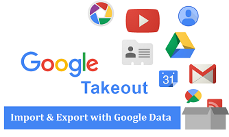 Import Google Takeout to Gmail
