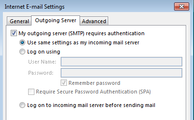 Gmail IMAP Account Settings