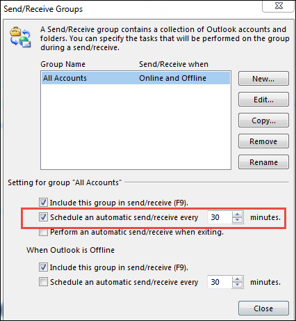 Outlook 2007 is Sending Duplicate Emails