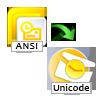 ANSI vs Unicode