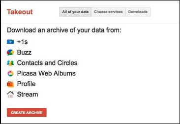 Copy Gmail to Hard Drive