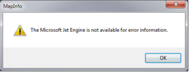 Fix Exchange Jet Engine Errors