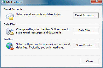 Configure Outlook 2007 in Office 365