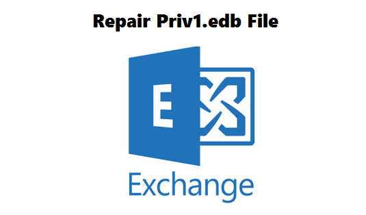 Repair Priv1.edb File