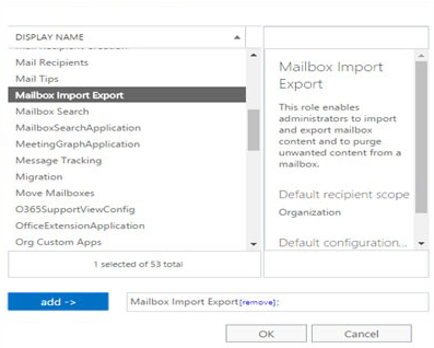Import PST File Into Exchange Server 2010, 2013, 2016
