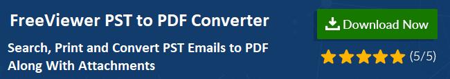 PST to PDF Converter