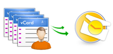How to Use vCard in Outlook