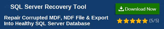 Fix SQL Server Metadata Corruption Without Backup