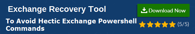 Rebuild Exchange Database Using PowerShell Commands