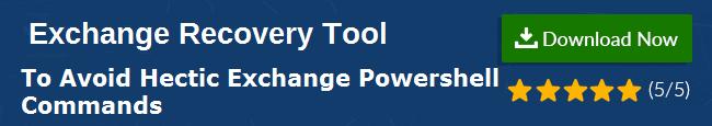 Rebuild Exchange Database Using PowerShell Commands