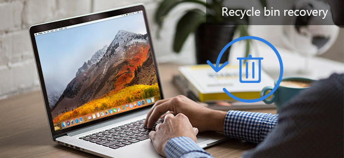 recover deleted data from recycle bin using cmd