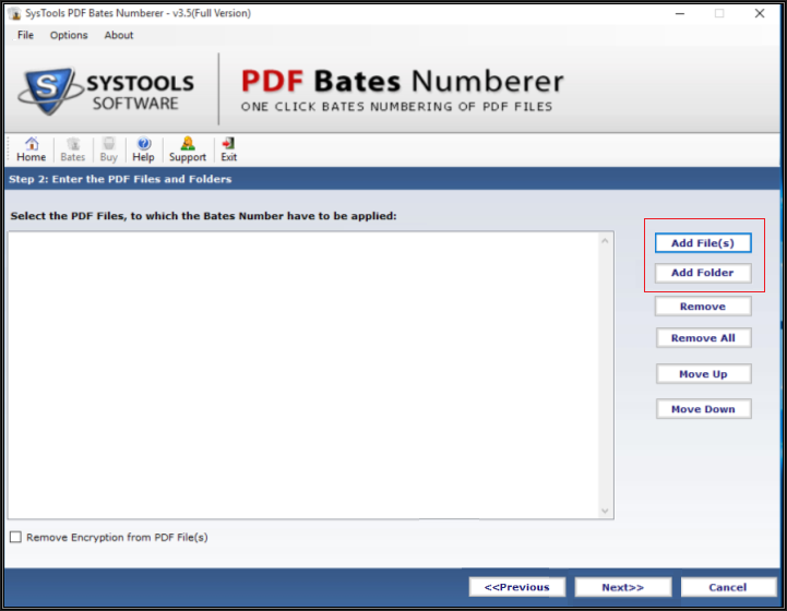 Step 2: Adding Custom Page Numbers to Adobe PDF