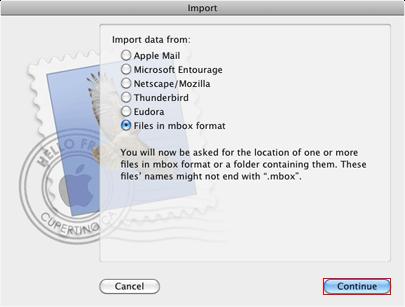 Apple Mail - 2