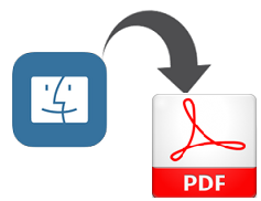save mac mail email as pdf