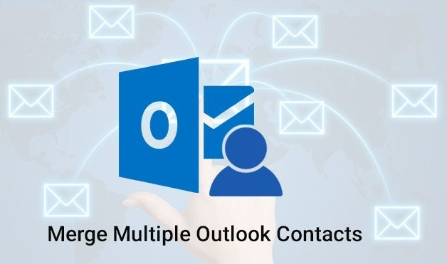 Merge Multiple Outlook Contacts Folders