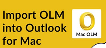 how to import OLM file into Windows Outlook