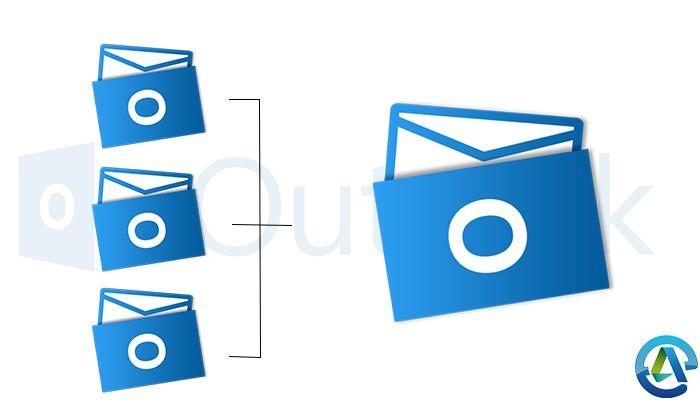 Combine Multiple PST Files