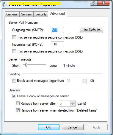 Windows Live Mail Email Body Shown as Attachment