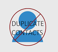 Delete Duplicate Contacts in Microsoft Outlook