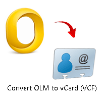 OLM to vCard