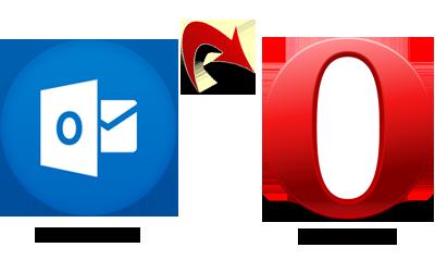 pst to opera mail