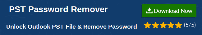 remove forgotten password from .pst file