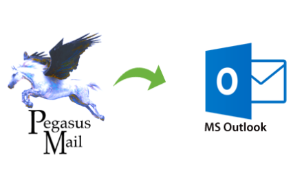 convert pegasus mail to outlook