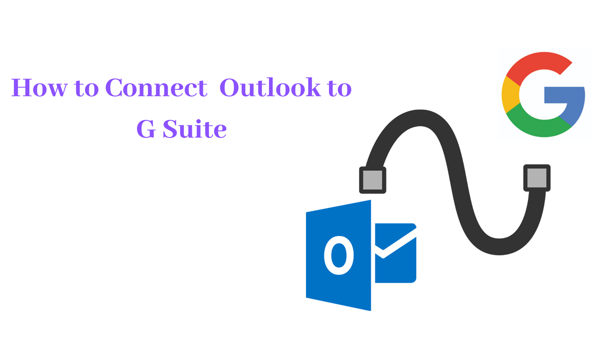 Connect Outlook to G Suite