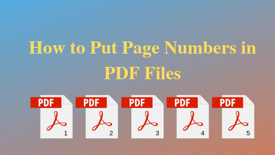 insert bates stamp on PDF documents