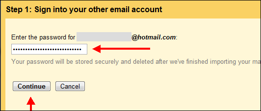 Transfer Hotmail Emails to Gmail with Attachments