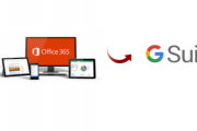 Office 365 to Google Apps Migration