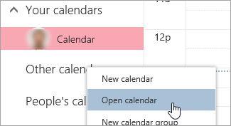 How to Use a Shared Mailbox Calendar