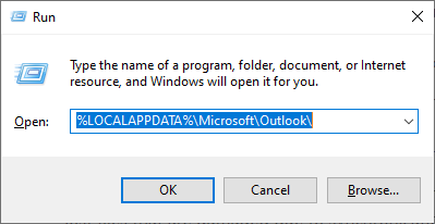 Unable to Open Outlook when Offline