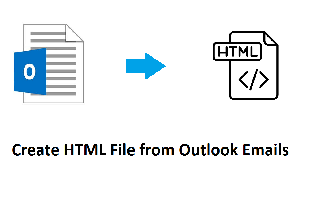 Create HTML File from Outlook Emails