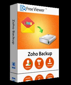 Zoho Backup Tool
