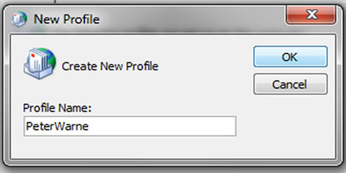 Profile Name