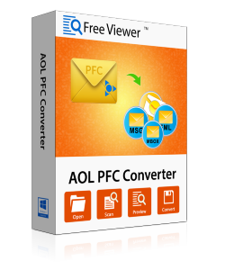 PFC to Outlook PST Converter