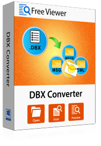 DBX to Windows Live Mail Converter