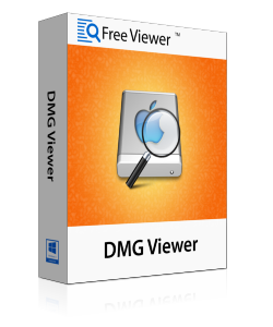 DMG Viewer For Windows – Explore DMG File Emails With