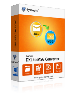 DXL to MSG Converter Software
