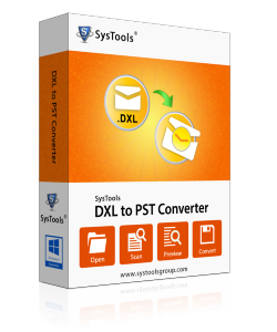 Dxl To Pst Converter Save Lotus Domino File Into Outlook