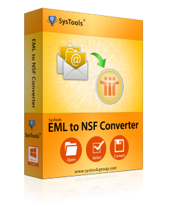 EML to NSF Converter Tool