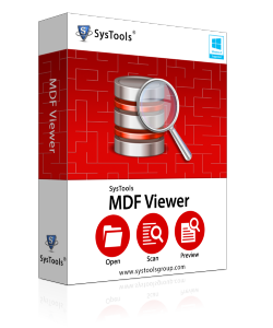 MDF File Viewer