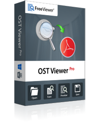 OST to PDF Converter Tool