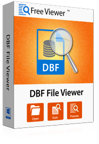 DBF Viewer – Portable Tool to Open & Read DBF File