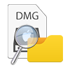 Search Option for Unpacking DMG Files