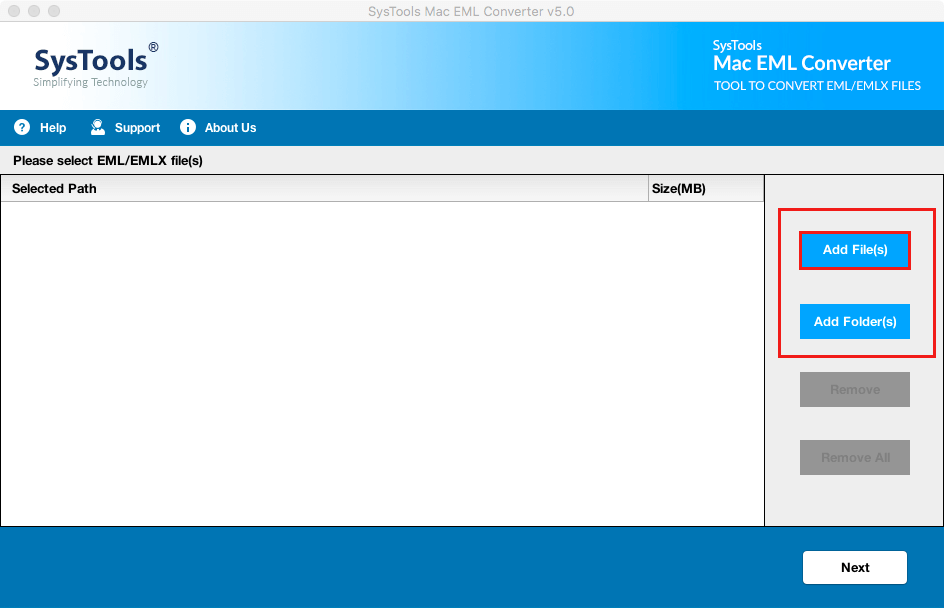 Add File or Folder